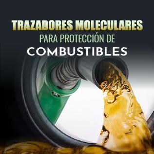 Trazadores Moleculares para Protección de Combustibles