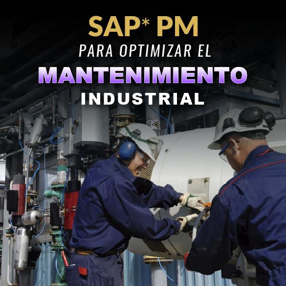 SAP PM para Optimizar el Mantenimiento Industrial