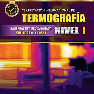 Certificación Internacional de Termografía Nivel I