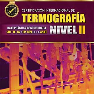 Certificación Internacional En Termografía Nivel Ii