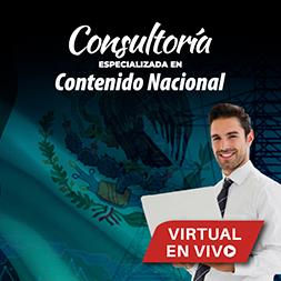 Consultoría especializada sobre Contenido Nacional