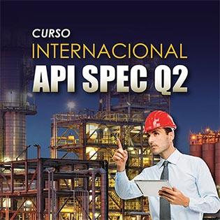 Curso internacional API SPEC Q2