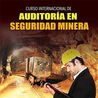 Curso Internacional de Auditoría en Seguridad Minera