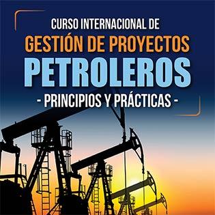 Curso internacional de gestión de proyectos petroleros