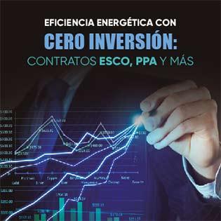 Eficiencia energética con cero inversión: contratos ESCO, PPA y más