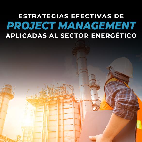 Estrategias Efectivas de Project Management Aplicadas al Sector Energético