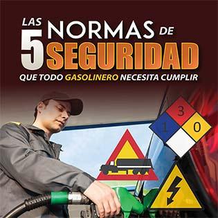 Las 5 normas de seguridad que todo gasolinero necesita cumplir