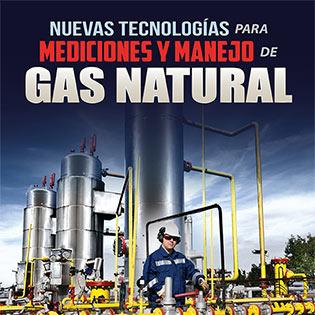 Nuevas tecnologías para mediciones y manejo de gas natural