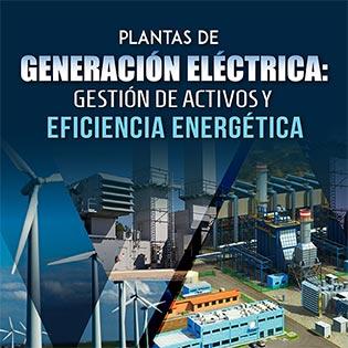 Plantas de generación eléctrica: Gestión de activos y eficiencia energética