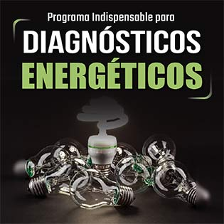 Programa indispensable para diagnósticos energéticos