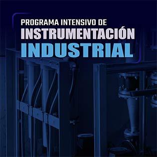 Programa intensivo de instrumentación industrial
