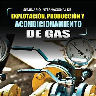 Seminario internacional de explotación, producción y acondicionamiento de gas