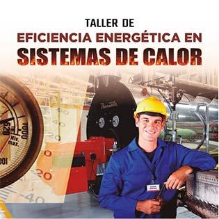 Taller de eficiencia energética en sistemas de calor