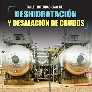 Taller internacional en deshidratación y desalación de crudos