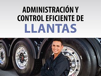 Administración y control eficiente de llantas