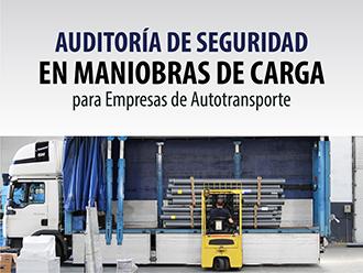 Auditoría de seguridad en maniobras de carga para empresas de autotransporte
