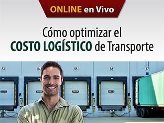 Cómo Optimizar el Costo logístico de Transporte (Online)