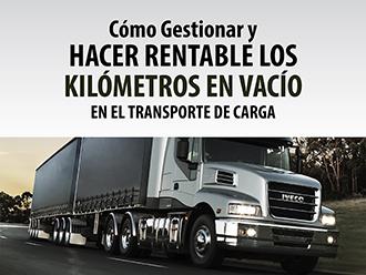 Cómo gestionar y hacer rentable los Km en vacío en el transporte de carga