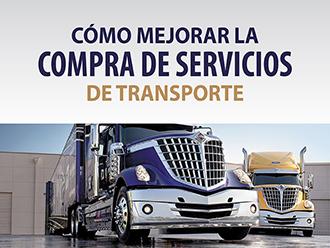 Cómo mejorar la compra de servicios de transporte