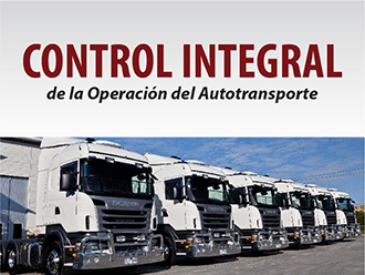 Control Integral de la Operacion del Autotransporte