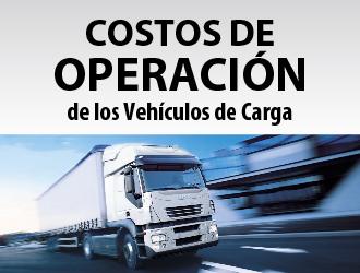 Costos de operación de los vehículos de carga