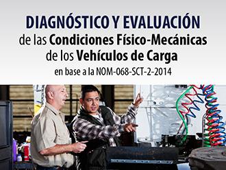Diagnóstico y evaluación de las condiciones físico-mecánicas de los vehículos de carga: en base a la NOM-068-SCT-2-2014