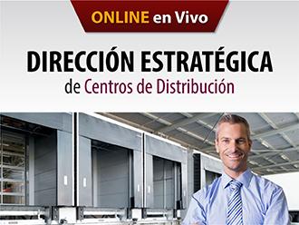 Dirección estratégica de Centros de Distribución (Online)