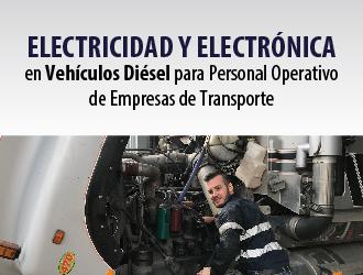 Electricidad y electrónica en vehículos diésel para personal operativo de empresas de transporte