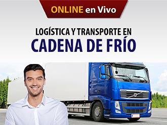 Logística y Transporte en Cadena de frio (Online)