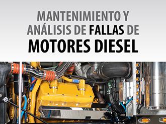 Mantenimiento y análisis de fallas de motores diesel