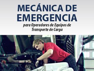 Mecánica de Emergencia para Operadores de Equipos de Transporte de Carga