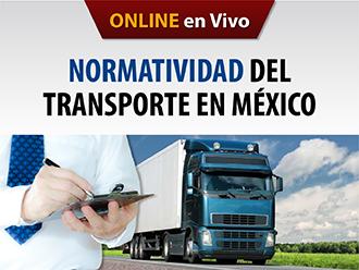 Normatividad de Transporte en México (Online)