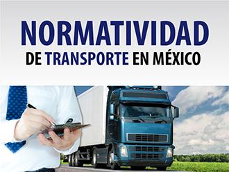 Normatividad del Transporte en Mexico