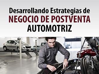 Programa especializado para el gerente de servicio automotriz