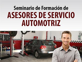 Seminario de Formación de Asesores de Servicio Automotriz