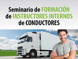 Seminario de Formación de Instructores Internos de Conductores