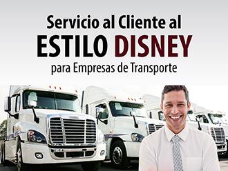 Servicio al cliente al estilo Disney para empresas de transporte